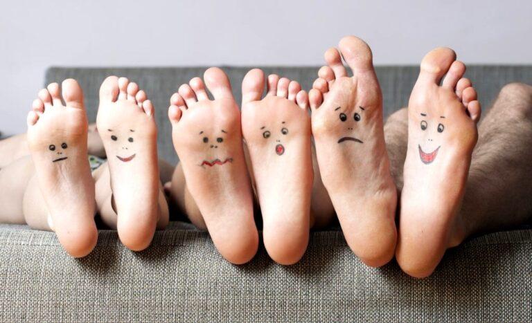 Dicas para tratar os pés cansados