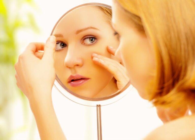 Tratar o problema da vermelhidão no rosto ou da rosácea