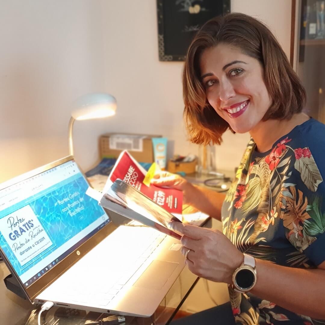 Sandra Miranda - compra online e em segurança