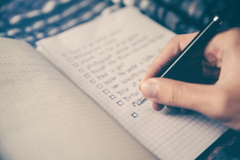 plano simples, em 3 passos, para planear o teu dia e chegar feliz à noite